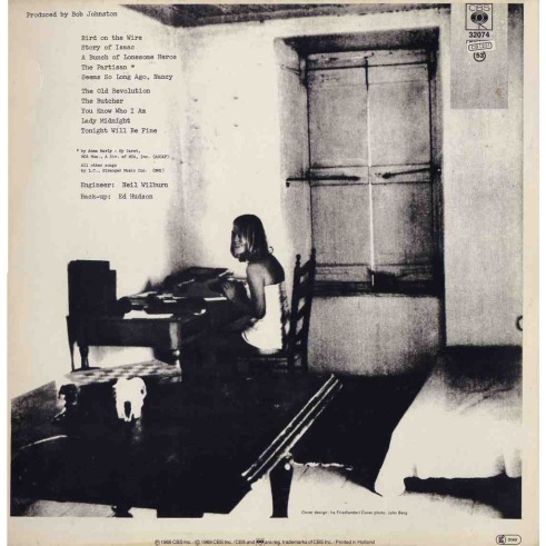 #1 - Les femmes de Leonard Cohen.