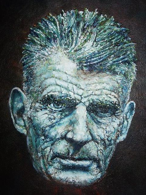 #3 - Les yeux bleus de Samuel Beckett.